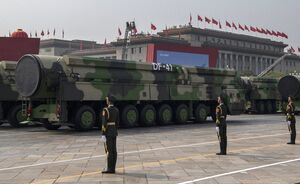 ارتش چین هم سراغ تاکتیک هوافضای سپاه برای توسعه «سیلوهای موشکی» رفت/ قدرتنمایی اژدهای زرد با رونمایی از ۲۳۰ سکوی پرتاب زیرزمینی +عکس ماهوارهای