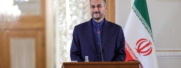 امیرعبداللهیان مسئولیت طالبان در حفظ امنیت اقوام و پیروان مذاهب مختلف را یادآور شد
