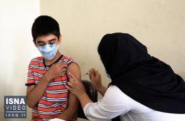 آمار واکسیناسیون دانش آموزان به حدود ۷۰ درصد رسید